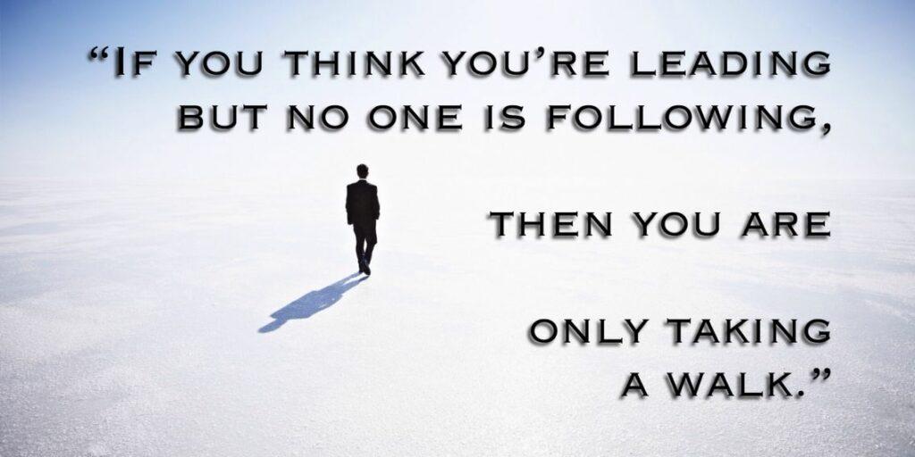 Leaders Follow